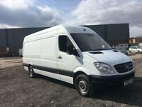 Mercedes-Benz Sprinter 2.1TD 313CDI MWB high roof - 2011 61-REG - 9 MONTHS MOT