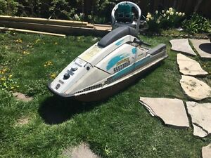 Selling Stand Up 300CC Seadoo w/ Extra Motor