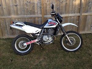 2001 Suzuki DR650- SOLD