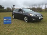 Vauxhall/Opel Astra 1.7CDTi 16v Estate (125ps ) 2011