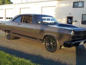 1966 FAIRLANE,GTA,PRO STREET,COLLECT,S-CODE,MUSCLE CAR,RARE,560