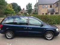 2001 Chrysler Voyager 3.3 automatic LX low miles