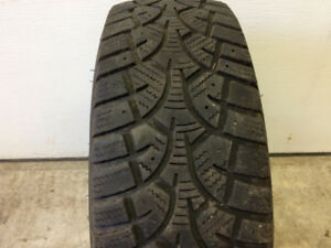 "2 - 15"" Winter Tires"
