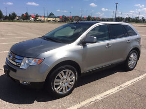 2008 Ford Edge Limited LOW KM *Navigation, Pano Roof, AWD*