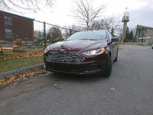 2017 Ford Fusion Berline