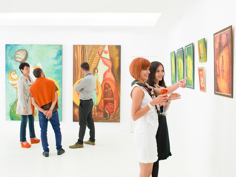 How to Care for Your Fine Art Paintings