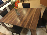 Liquidation dining table starting from $799