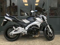 Suzuki GSR600 / Naked Streetfighter / Nationwide Delivery / Finance / A2