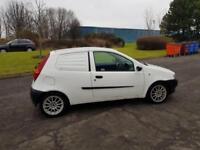 2002 02 PLATE Fiat Punto 1.9D