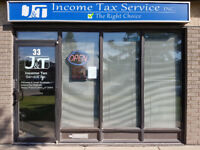 Income Tax Preparation Service including Instant Tax Refunds!
