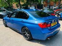2015 BMW 3 Series 2.0 318d M Sport (s/s) 4dr Saloon Diesel Automatic