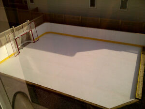 Home Hockey and Skating Rink Solutions - Boards Kitchener / Waterloo Kitchener Area image 3