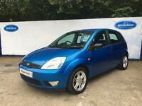 2005 Ford Fiesta 1.4 2005.5MY Zetec Climate
