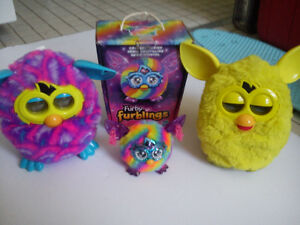 Furby and Furbling Toys $40 OR BEST OFFER