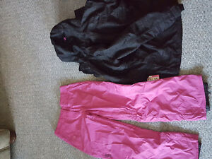 Womans Ski outfit
