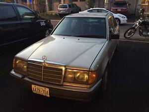 1991 Mercedes Benz 300d