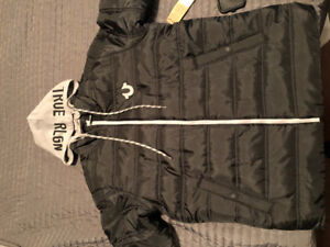 True religion Bubble Jacket Men's Medium