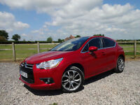2013/13 Citroen DS4 1.6 e-HDi Airdream DStyle EGS6 5dr