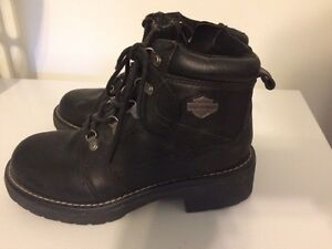 Woman Harley Davidson boots for sale