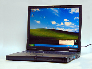 (REDUCED) Dell Latitude C610 with Extras