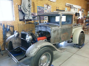 1929 FORD FORD PICK-UP