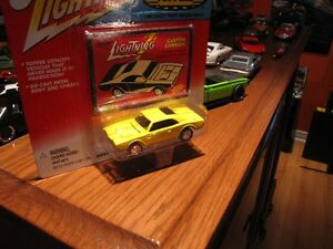 "Johnny Lightning ""The Lost Toppers"" Custom Charger Prototype. London Ontario image 2"