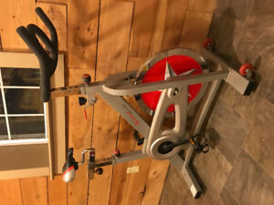 NEW SPIN BIKE - MINT CONDITION