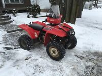 Yamaha wolverine 2002 excellente condition