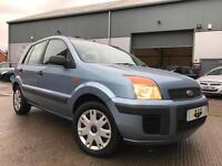 2006/56 Ford Fusion 1.4 Style Climate 5dr Petrol Manual FACE LIFT