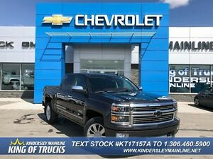 2014 Chevrolet Silverado 1500 High Country  - Leather Seats -  C