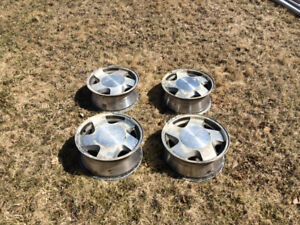16 inch GM Rims Chev or GMC