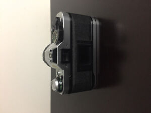 Canon AE-1 35mm Film Camera, W 150mm lens