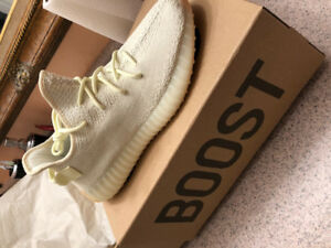 Yeezy boost 350 v2 size 10 (butters)