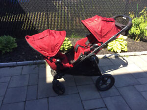 Poussette baby jogger city sélect