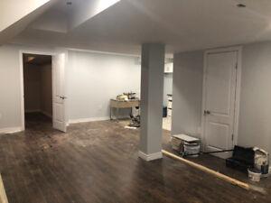 1 bedroom + den Basement Apartment for rent in Stoney Creek