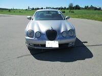 2003 Jaguar S-TYPE Fully Loaded Nav System Cert and etested