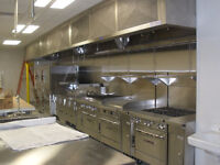 Commercial Kitchen & Restaurant consulting and design