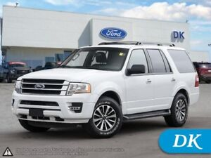 2017 Ford Expedition XLT 201A w/Leather, Power Folding 3rd Row,