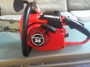 chainsaw HOMELITE 35 vintage