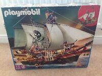 Playmobil pirate ship BNIB