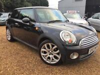 Mini Mini Cooper 1.6 120bhp Chili pack Warranty & delivery Available Px welcome