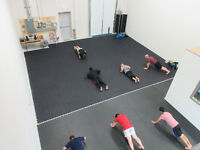 Space in Gym for Rent - Yoga, Martial Arts,Personal Trainers.