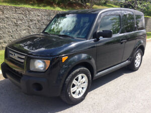 HONDA ELEMENT EX AWD 2008