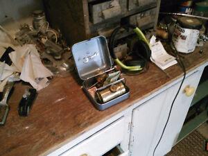 Optimus camp stove
