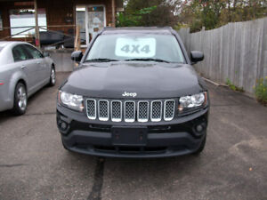 2015 Jeep Compass North Edition SUV