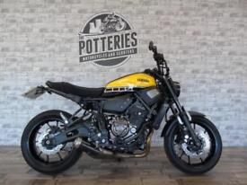 Yamaha XSR700 Anniversary Edition 2016 *Low Miles and Mint