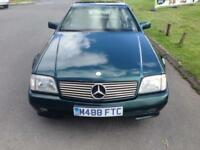 1994 MERCEDES-BENZ SL280 AUTO - Only 89000 Miles