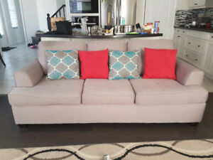 MOVING SALE. 3 PC SOFA SETS - ASSORTED-BRAMPTON