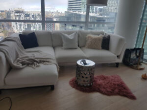 NOCKEBY sectional sofa - Moving Sale