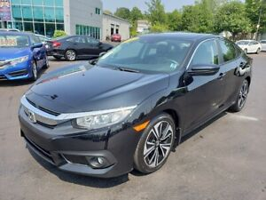 2017 Honda Civic EX-T / Turbo / Extended Warranty